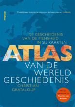 Christian Grataloup , Atlas van de wereldgeschiedenis