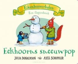 Julia Donaldson , Eekhoorns sneeuwpop