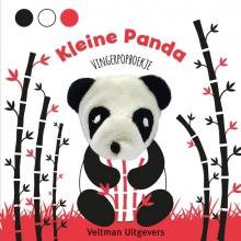 , Vingerpopboekje Kleine Panda