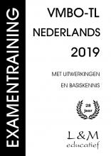 Gert P. Broekema , Examentraining Vmbo-tl Nederlands 2019