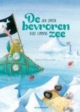 Jan  Simoen De bevroren zee