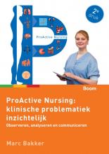 Marc Bakker , ProActive Nursing: klinische problematiek inzichtelijk