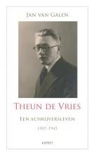 Jan van Galen Theun de Vries
