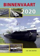 A.M. van Zanten , Binnenvaart 2020