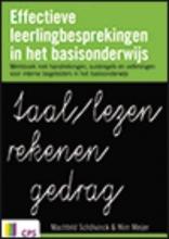 Machteld  Schölvinck, Wim  Meijer Effectieve leerlingbesprekingen in het basisonderwijs