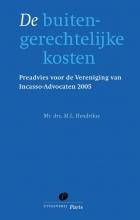 A.M.F. de Groot , De buitengerechtelijke kosten