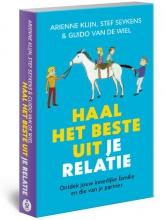 Arienne  Klijn, Steffan  Seykens, Guido van de Wiel Haal het beste uit je relatie