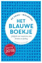 Stefan de Vries, Roel  Wolbrink Het Blauwe Boekje