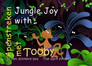 Willemijn  Jussen, Bas  Jussen Apenstreken met Tooby - Jungle Joy with Tooby