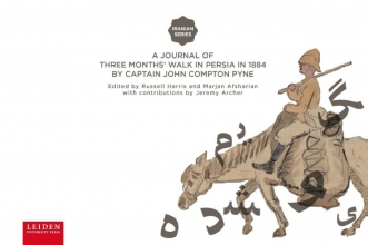 , A journal of three months' walk in Persia in 1884 by Captain John Compton Pyne