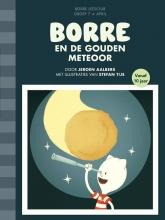 Jeroen  Aalbers Borre en de gouden meteoor