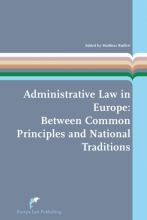 , Administrative Law in Europe