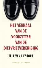 Elle van Lieshout Het verhaal van de voorzitter van de diepvriesvereniging