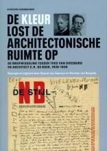 Sjoerd van Faassen, Herman van Bergeijk De kleur lost de architectonische ruimte op