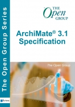 The Open Group , ArchiMate® 3.1 Specification
