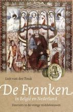 Luit van der Tuuk De Franken in België en Nederland