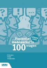 A.C.M. Suijkerbuijk P.J. Diehl  H. Koenders, Preventiemedewerker in 100 vragen