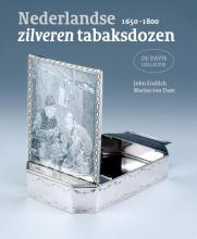 John  Endlich, Marius van Dam Nederlandse zilveren tabaksdozen 1650-1800