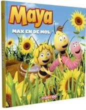 Gert  Verhulst Maya : kartonboek - Max en de mol