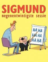 Peter de Wit , Sigmund negenentwintigste sessie