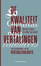 Gijs-Walt van Egdom Winibert Segers, De kwaliteit van vertalingen