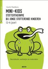 Veerle Waelkens , Mini-kids stottertherapie bij jonge kinderen