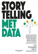 Cole  Nussbaumer Knaflic Storytelling met data