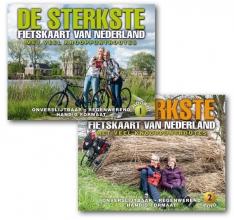 , De sterktse fietskaart van Nederland 1+2