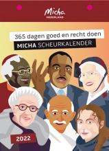, Micha Scheurkalender 2022
