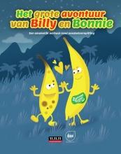 Gunter  Segers Het grote avontuur van Billy en Bonnie