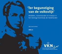 Stijn Van de Perre , Ter begunstiging van de volksvlijt