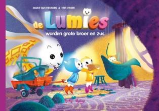 Maike van Heusden De Lumies worden grote broer en zus