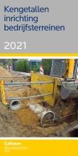 , Kengetallen inrichting bedrijfsterreinen 2021