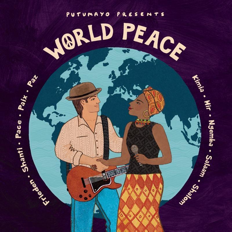 ,Putumayo presents – World Peace (cd)