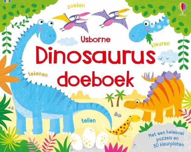 ,Dinosaurus Activiteitenblok