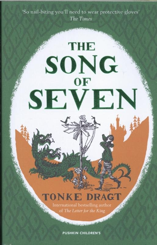 Dragt, Tonke,The Song of Seven