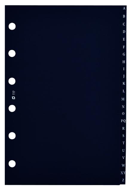 ,Alfabet Succes Standard synthetisch blauw