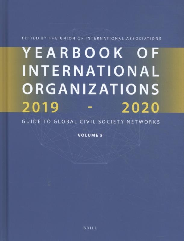 ,Yearbook of International Organizations 2019-2020