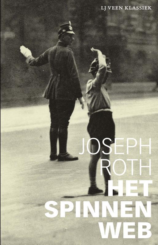 Joseph Roth,Het spinnenweb
