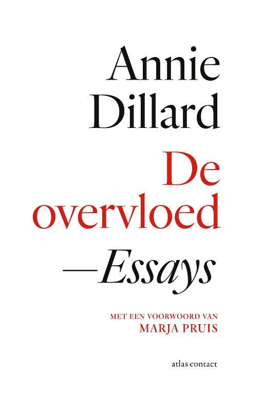 Annie Dillard,De overvloed