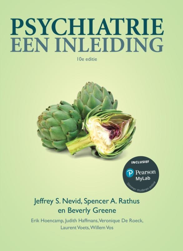 Jeffrey S. Nevid, Spencer A. Nevid, Beverly Greene,Psychiatrie, een inleiding