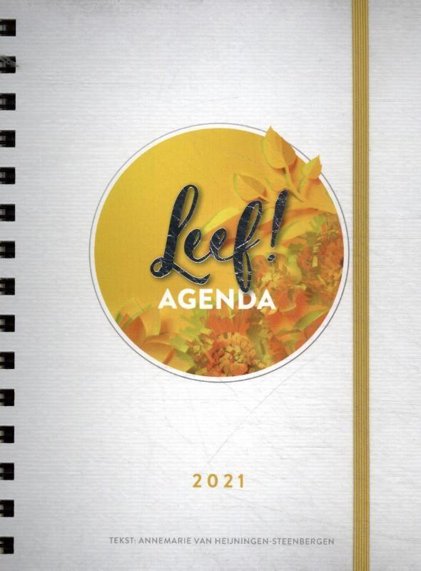 Annemarie van Heijningen-Steenbergen,LEEF! Agenda 2021