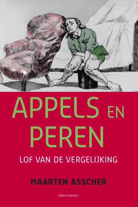 Maarten Asscher,Appels en peren