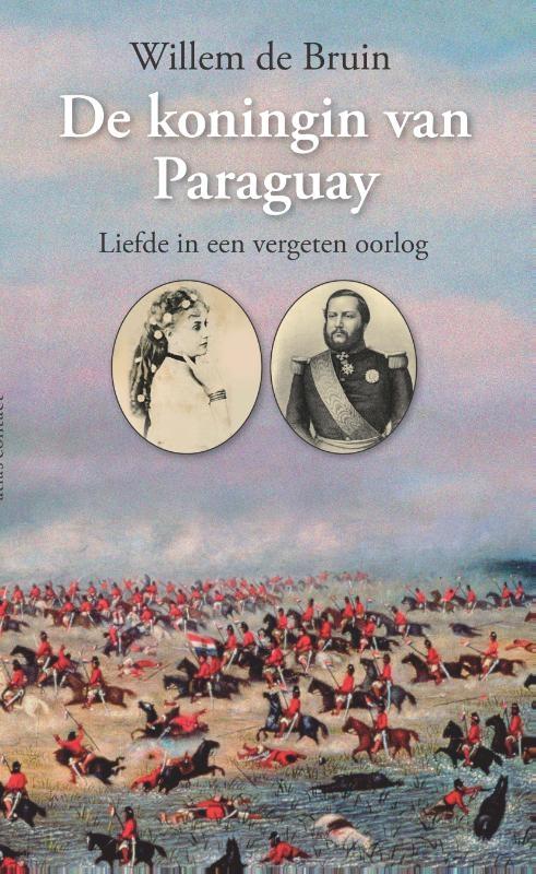 Willem de Bruin,De koningin van Paraguay