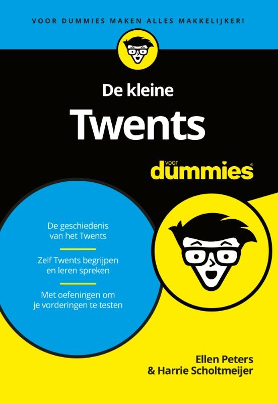 Ellen Peters, Harrie Scholtmeijer,De kleine Twents voor Dummies