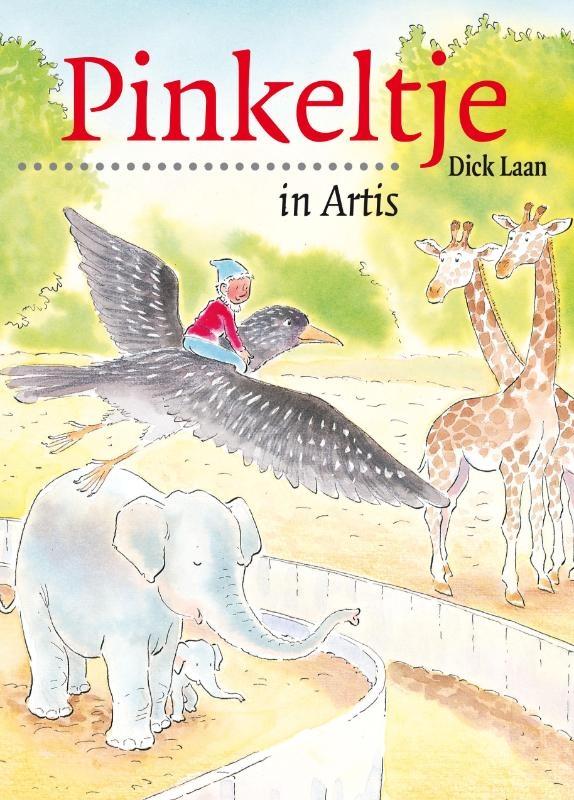 Dick Laan,Pinkeltje in Artis