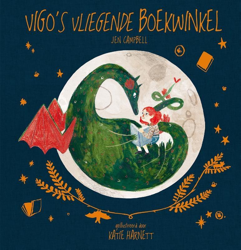 Jen Campbell,Vigo`s vliegende boekwinkel