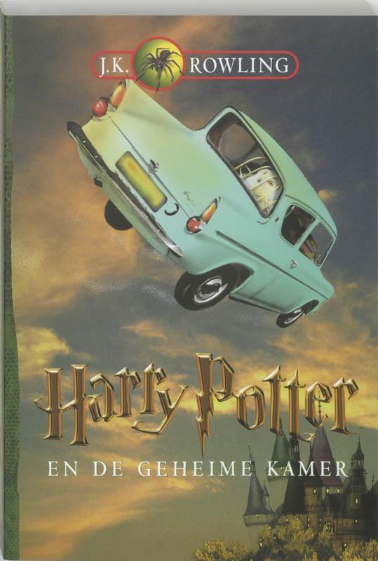 J.K. Rowling,Harry Potter en de geheime kamer