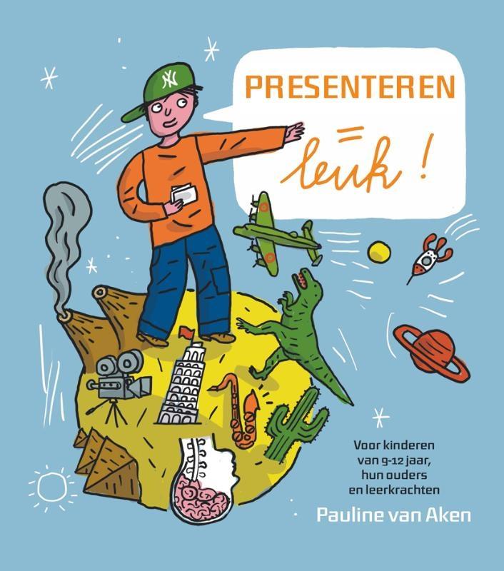 Pauline van Aken,Presenteren = leuk