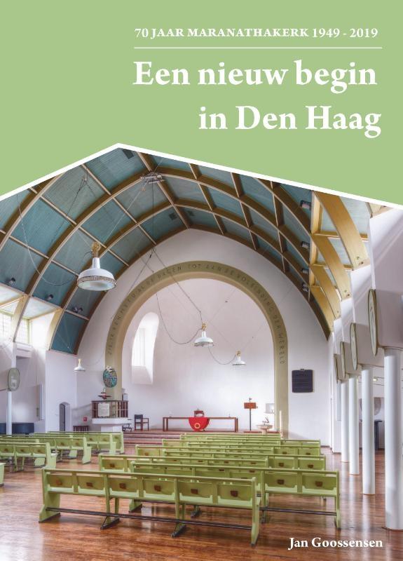 Jan Goossensen,Een nieuw begin in Den Haag